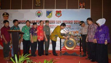Photo of Bupati Banggai Buka Rakor Program Inovasi Desa