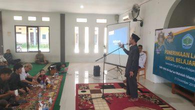 Photo of Penerimaan Laporan Hasil Belajar Siswa Ponpes  Tahfidz Wahdah Islamiyyah Cibinong Bogor