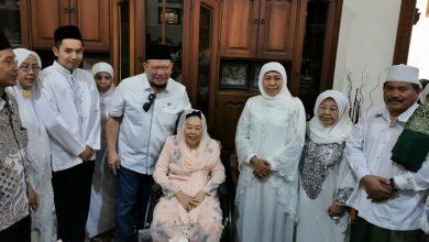Photo of Usai Nikahkan Putrinya, Ketua DPD RI Langsung Kunker