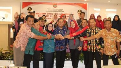 Photo of Pemda Banggai Support Terobosan Pelatihan UMKM Luwuk Selatan