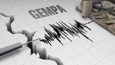 Photo of Gempa Berkekuatan 6,6 SR Guncang Sulawesi Utara