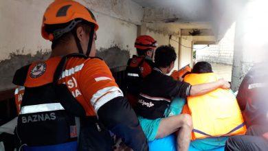 Photo of Banjir Jabodetabek, BAZNAS Bantu Evakuasi