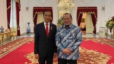 Photo of Temui Presiden, Ketua DPD Sampaikan Aspirasi Daerah