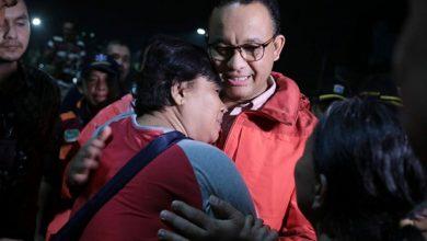 Photo of Respon Banjir Jakarta, Anies Siagakan Seluruh Jajaran Pemprov DKI Jakarta