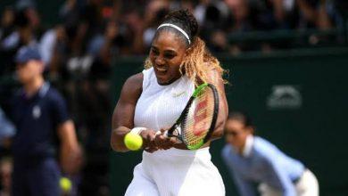 Photo of Kalahkan Zidansek, Jalan Serena di Australia Open Semakin Mulus