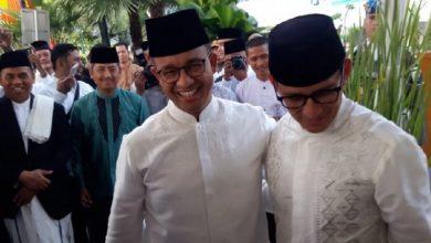 Photo of Lama tak Bertemu, Anies Akhirnya Jumpa Sandi