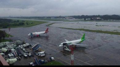 Photo of Akibat Cuaca Ekstrim,  Penerbangan dari Halim Dialihkan ke Bandara Soetta