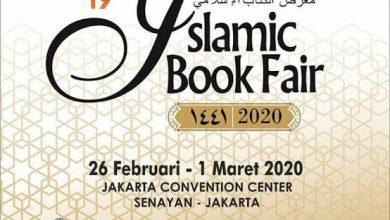 Photo of Islamic Book Fair 2020 Bakal Manjakan Mata Pencinta Membaca