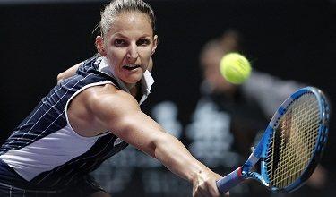 Photo of Karolina Pliskova Tekuk Kristina Mladenovic di Australia Open 2020