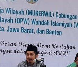 Photo of Di Mukerwil Gabungan Wahdah Jakarta, Jabar, dan Banten Ustadz Zaitun Tegaskan Arah Jihad Wahdah Islamiyah