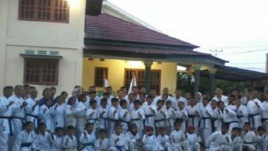Photo of Terbang ke Sultra, 20 Karateka Asal Sulteng Siap Ikuti kejuaraan