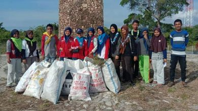 Photo of Milad Ke-12, GREEN FOREST Gelar Baksos Di Monumen Trikora Salakan