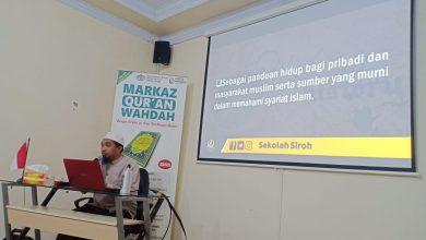 Photo of Dekatkan Siroh Nabawiyah Kepada Umat, Wahdah Islamiyah Jakarta Luncurkan Program Sekolah Siroh
