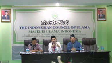 Photo of Digelar di Bangka Belitung, Kongres Umat Islam Indonesia (KUII) ke-7 Akan Bahas Ragam Persoalan Umat Islam Indonesia