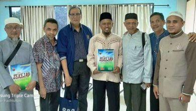 Photo of Serunya 3 Profesor Ikut Pelatihan SEKEJAP Paham Al-Quran