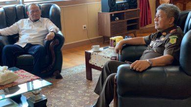 Photo of Terima Aspirasi Gubernur Sulsel, Ketua DPD Minta Kajati Bantu Kawal Pembangunan