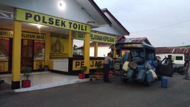 Photo of Polsek Toili Amankan 150 Buah Jerigen Dalam Operasi Penertiban SPBU Desa Singkoyo