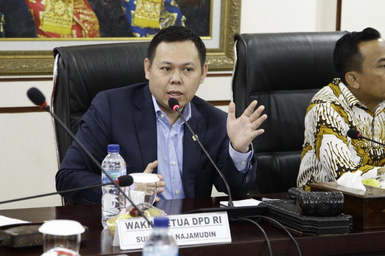 Foto DPD RI Siap Memediasi Konflik Tapal Batas di Kabupaten Lebong dan Bengkulu Utara