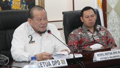 Photo of Cegah Pelambatan Ekonomi Global, Ketua DPD Kumpulkan Ketua Kadin Provinsi se Indonesia