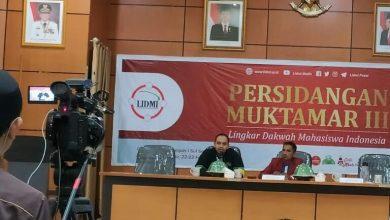 Photo of Direktur Pristac Sampaikan Pentingnya Persatuan kepada  Peserta Muktamar III LIDMI