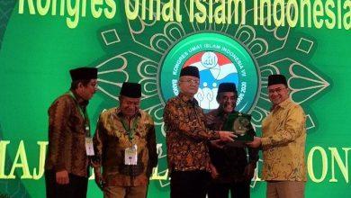 Photo of Sembilan Hasil Kongres KUII di Deklarasikan MUI