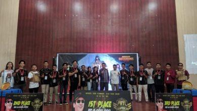 Photo of Gandeng IESPORT Banggai, Diskominfo Gelar Event Tournament PUBG Mobile