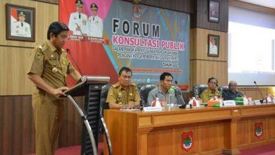 Photo of Hadiri Forum Konsultasi Publik RKPD 2021, Bupati Herwin Yatim Prioritaskan 5 Titik Pembangunan