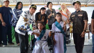 "Photo of Bupati Banggai Hadiri Peresmian Sekolah Alam Terpadu ""Mian Nu Lipuknyo"" Desa Molino"