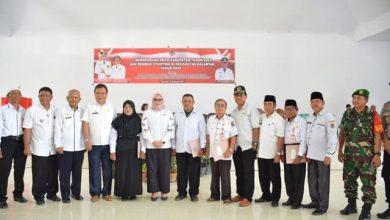 Photo of Ramlin Hanis Hadiri Musrenbang RKPD 2021 di Kecamatan Balantak