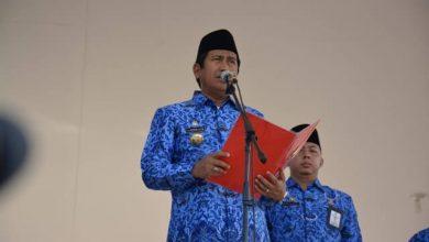 Photo of Dituntut Melayani, Bupati Herwin Yatim Ingatkan Disiplin ASN