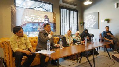 Photo of Aliansi Indonesia Bela Anak Al Quds Luncurkan Kampanye Selamatkan Anak Al Quds