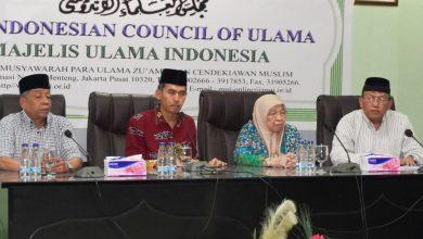 Photo of Komisi Fatwa MUI Bahas Dua Fatwa Baru Terkait Wabah Corona