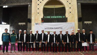 Photo of Wahdah Inspirasi Zakat Gelar Wisuda 11  Santri IBES Angkatan Pertama