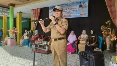 Photo of Wabup Mustar Labolo Buka Kompetisi Sains Nasional 2020 di SMA Negeri 3 Luwuk