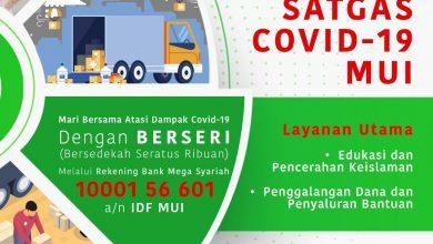Photo of Sambut Ramadhan di Tengah Pandemi Covid-19, Satgas Covid-19 MUI Gagas Dzikir Nasional Daring