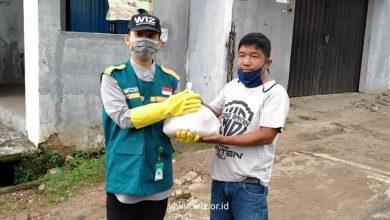 Photo of Sinergi WIZ dan Ditbinmas Polda Banten Bantu Warga Terdampak Covid-19