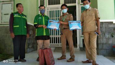 Photo of Wahdah Majene Salurkan Bantuan APD untuk Tenaga Medis di RSUD Majene