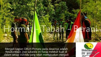 Photo of Organisasi Alam Dan Lingkungan Hidup (OALH-PRIMATA) Kecamatan Bunta Sukses Gelar Diklat Anggota Baru