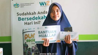 Photo of Wahdah Islamiyah Salurkan Bantuan Sembako dan Perlengkapan Ibadah untuk Muallaf di Berau Kaltim