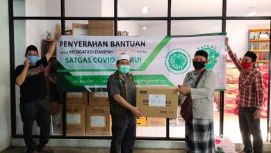 Photo of Satgas Covid-19 MUI Kembali Salurkan Ratusan Paket Bantuan Sembako