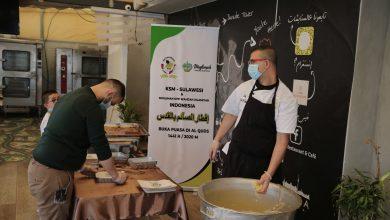 Photo of Penghujung Ramadhan, Muslimah Wahdah Bagikan Ratusan Paket Ifthar Ke Warga Palestina