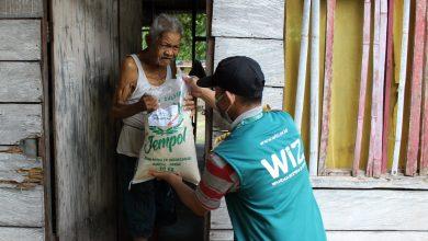 Photo of LAZNAS WIZ Distribusikan 100 Ton Zakat Fitrah Se-Indonesia