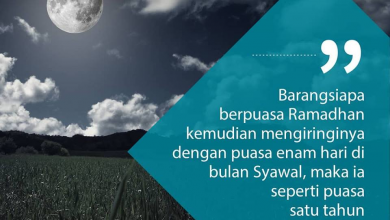Photo of Puasa Syawal, Haruskah Enam Hari Berturut-turut?