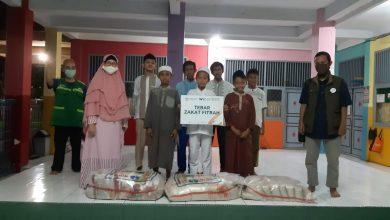 Photo of Sinergi WIZ Jakarta Bersama SKA Santuni Yatim Dhuafa Menjelang Lebaran