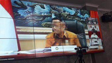Photo of Hadiri Video Conference Kementerian RI, Herwin : Pantau Kebijakan Agar Efektif dan Prioritas Penanganan COVID-19