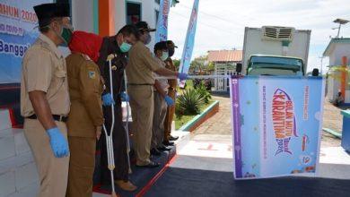 Photo of Balai Karantina Ikan dan Pengendalian Mutu Kabupaten Banggai Distribusikan Bantuan Ikan
