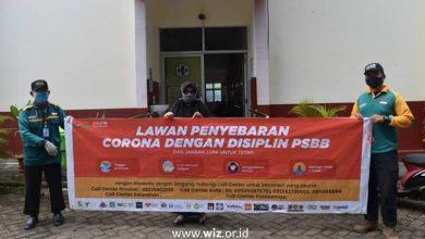 Photo of Sinergi PT Yudhistira Galia Bersama Relawan WIZ Bagikan APD ke Puskesmas Antang Makassar
