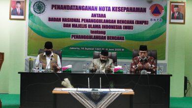 Photo of MUI-BNPB akan Libatkan Ulama Edukasi New Normal