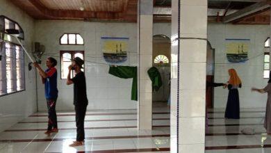 Photo of Peduli Masyarakat, Komunitas P2DKP Gelar Baksos di tengah Wabah