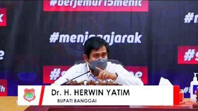 Photo of Toreh Prestasi Penanganan Covid-19, Bupati Herwin Yatim Jadi Pembicara Di Webinar Nasional